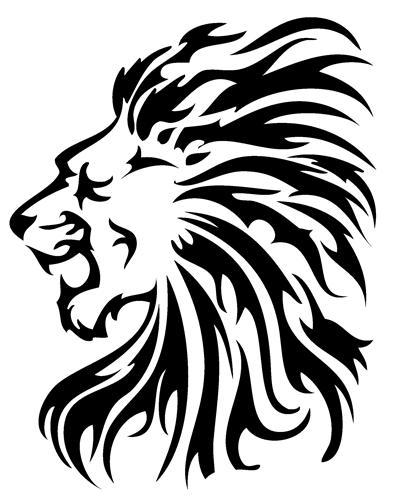 Download Lion Tattoo File Hq Image