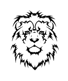 Lion Tattoo Picture PNG Image