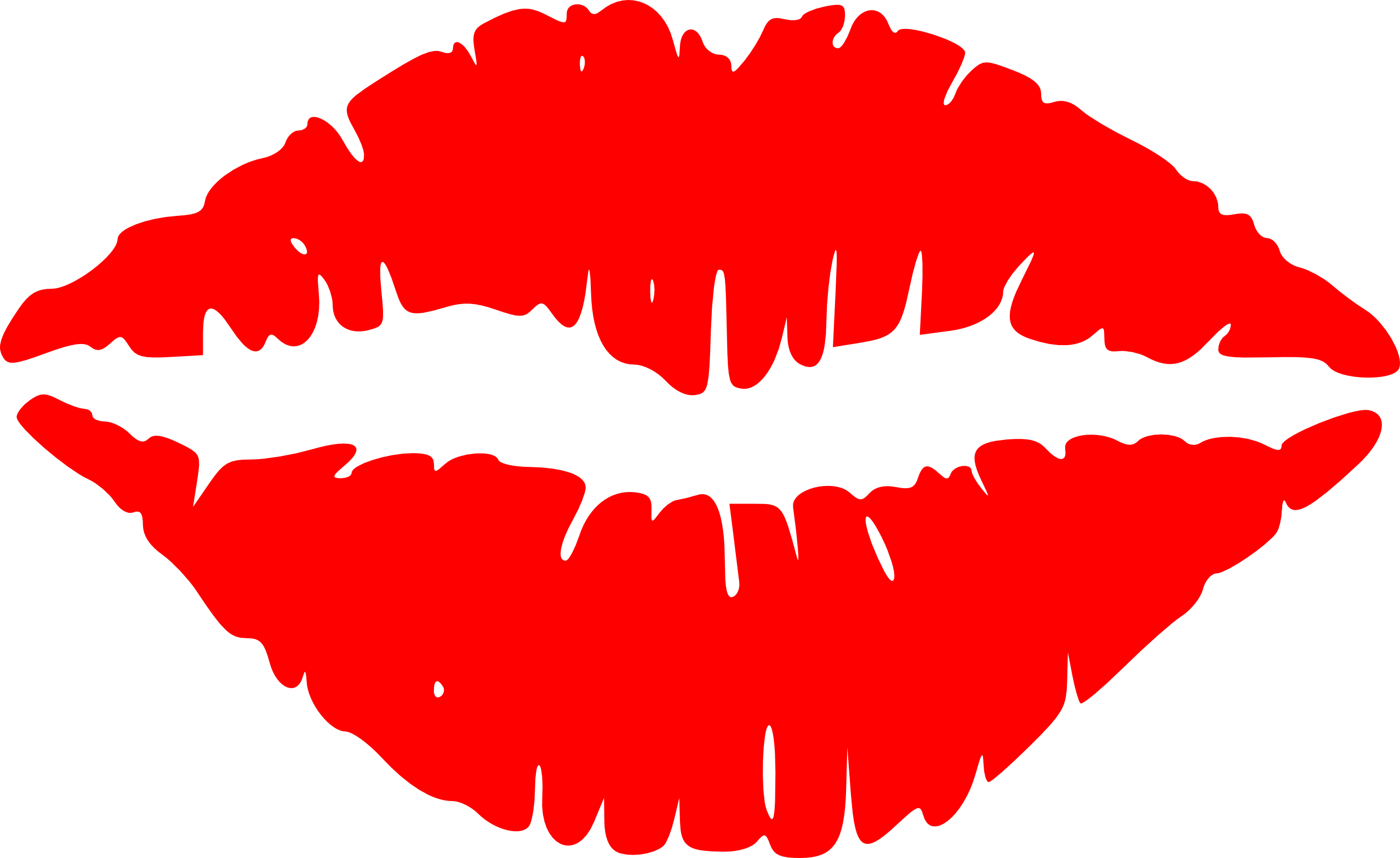 Lips Transparent PNG Image