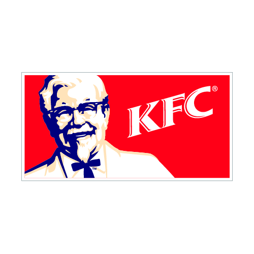 Sanders Colonel Kentucky Kfc Logo Chicken Fried PNG Image