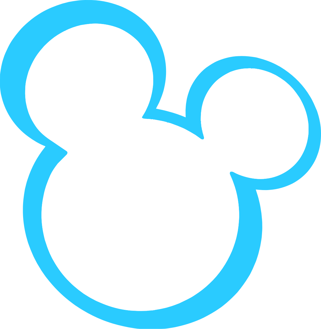 Disney Film Logo Ear Junior Channel Playhouse PNG Image