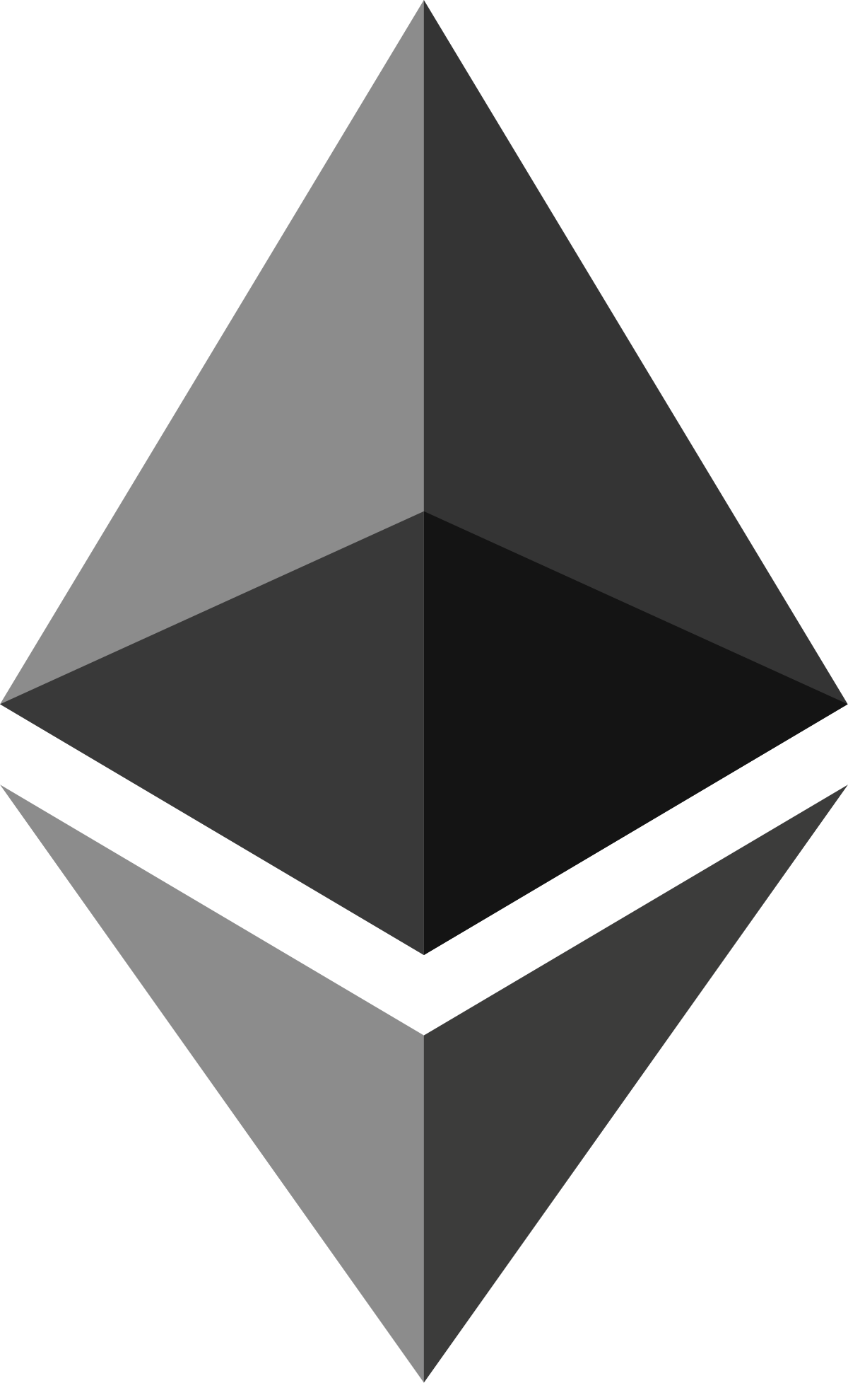 Blockchain Cryptocurrency Ethereum Logo Coin Stack PNG Image