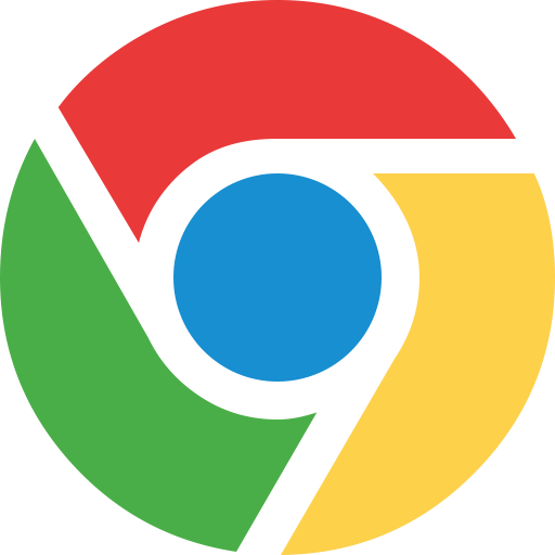 Web Google Chrome Logo Browser Icon PNG Image