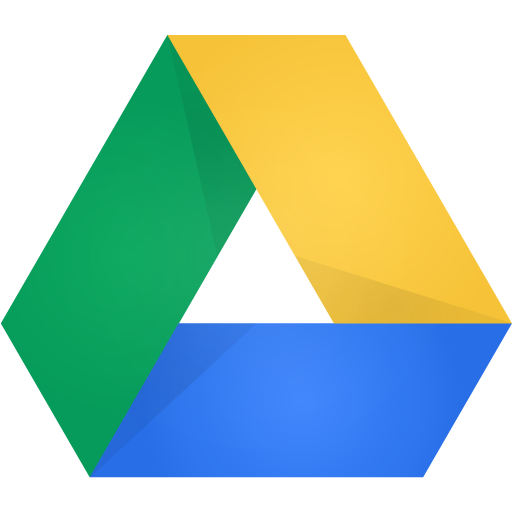 Logo Google Drive Suite Free HD Image PNG Image