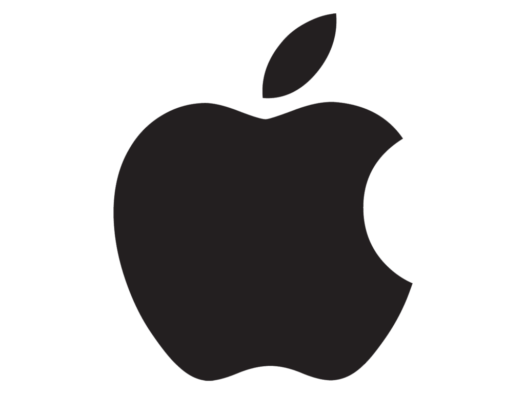 Logo Vector Apple Iphone Graphics Free Transparent Image HQ PNG Image