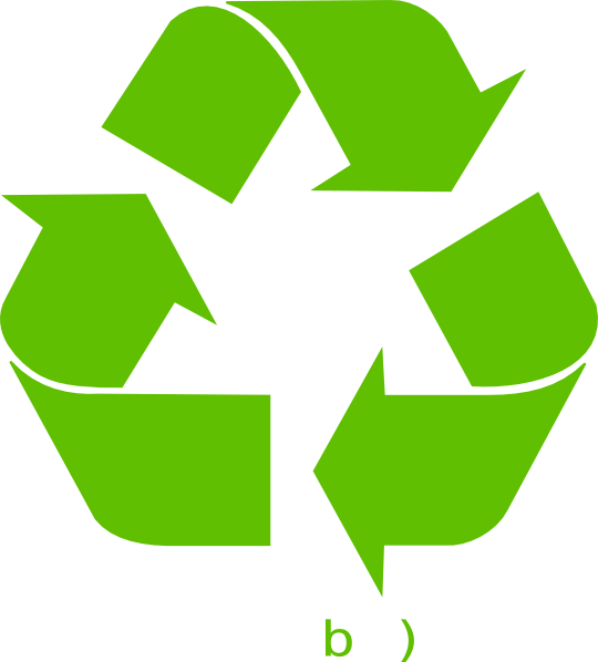 Recycling Recycle Symbol Paper Logo Free PNG HQ PNG Image