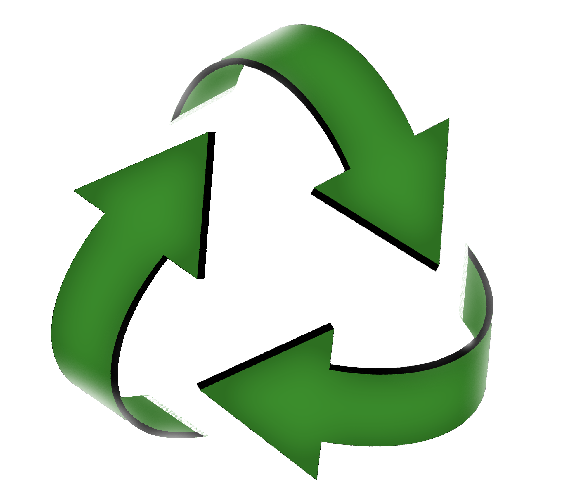 Recycle Logo Symbol Recycling Waste Free PNG HQ PNG Image