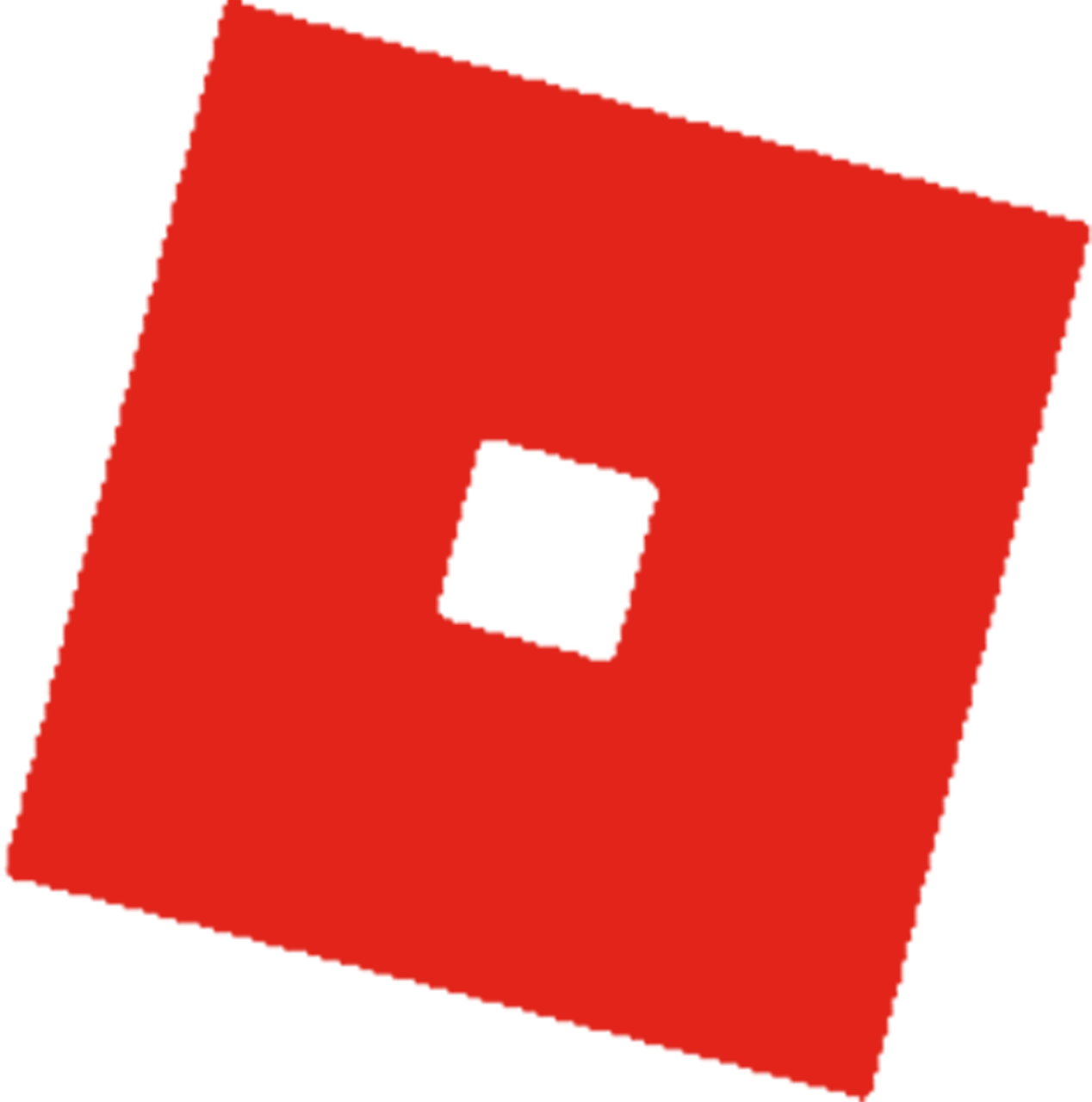 Roblox Logo Line Minecraft Red Free Clipart HQ PNG Image