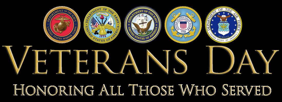 Download Veterans Veteran Text Logo Banner Day HQ PNG ...