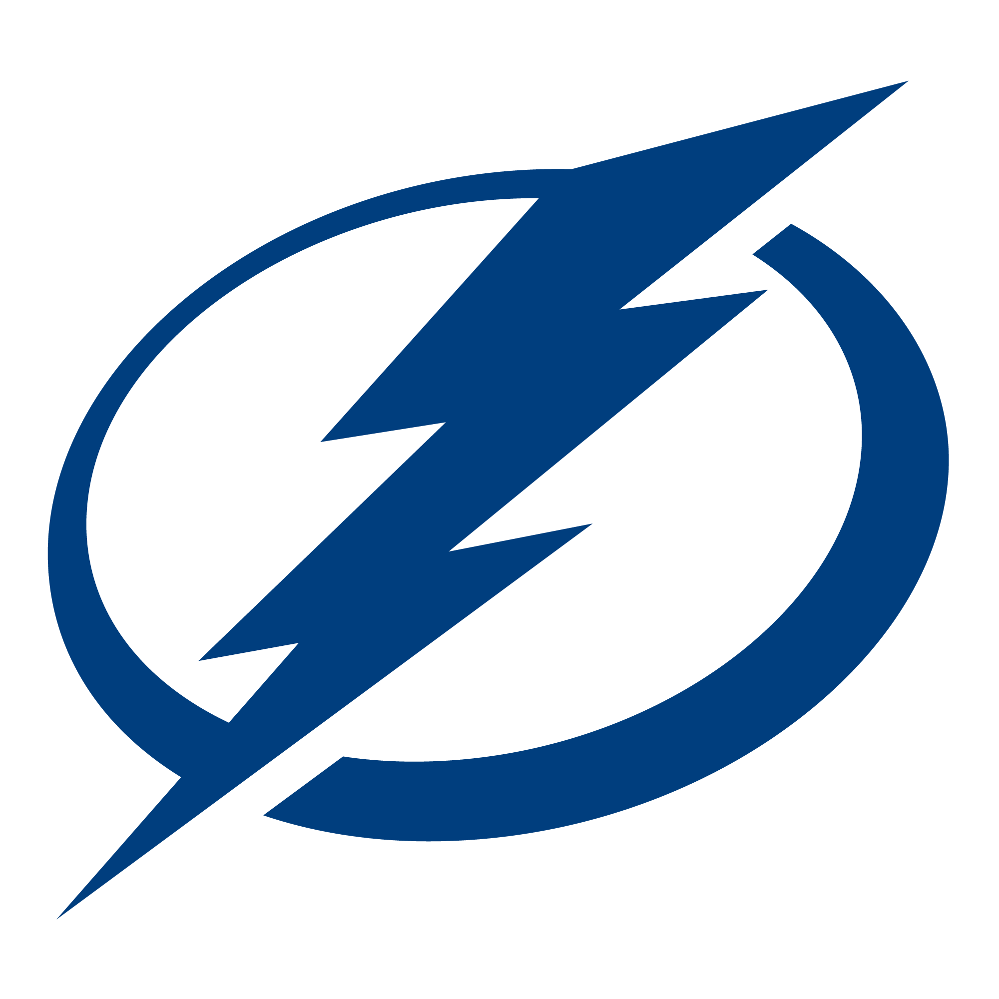 League Area National Ice Lightning Hockey Line PNG Image