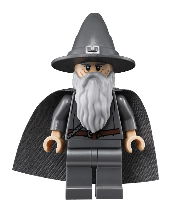 Gandalf Transparent Image PNG Image