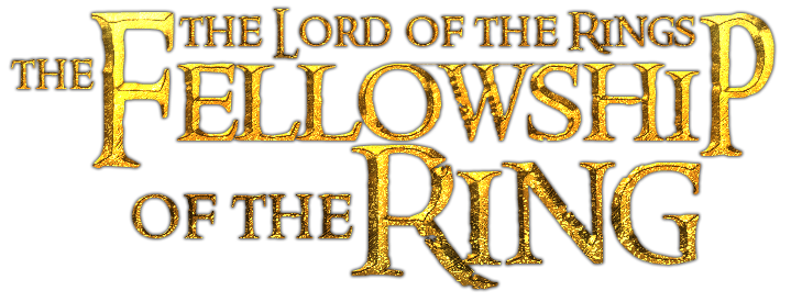 Lord Of The Rings Logo Photos PNG Image