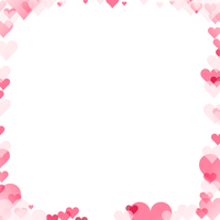 Love Frame Transpa Picture Png Image