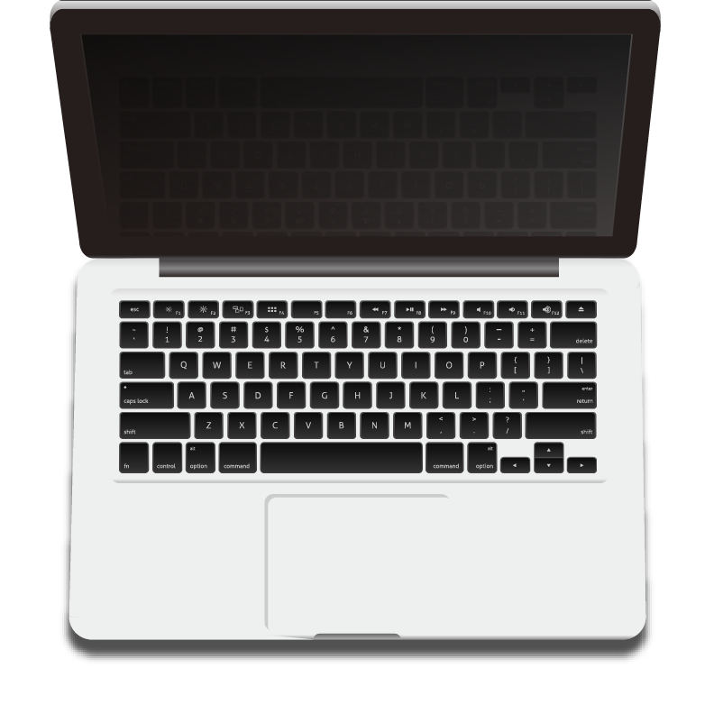 Vector 15.4 Apple Laptop Macbook Notebook Inch PNG Image