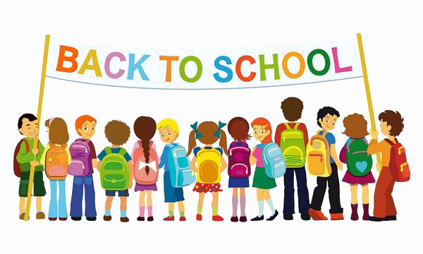 Back To School Kids Free Download Image PNG Image
