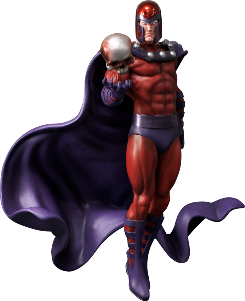 Magneto Png File PNG Image