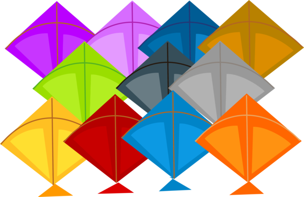Makar Sankranti Line For Happy Themes PNG Image