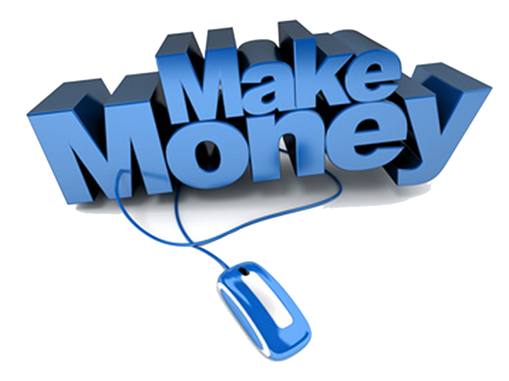 Make Money Transparent PNG Image