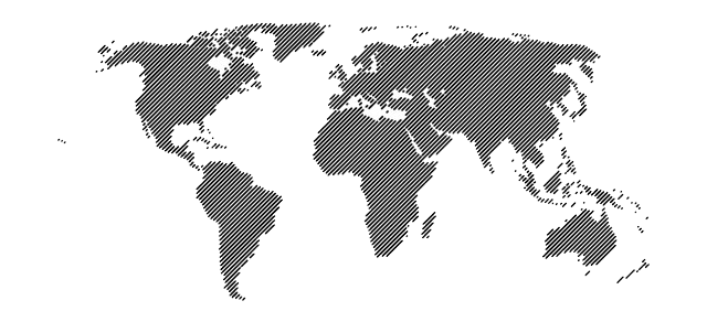 World Map Clipart PNG Image