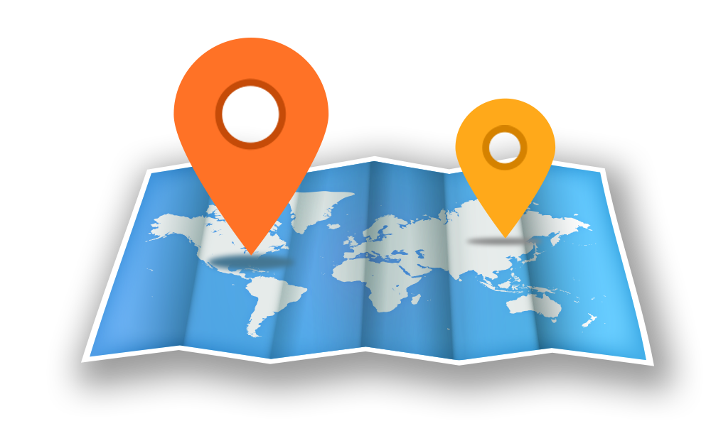 Map Gps Location Icon Navigation Software PNG Image