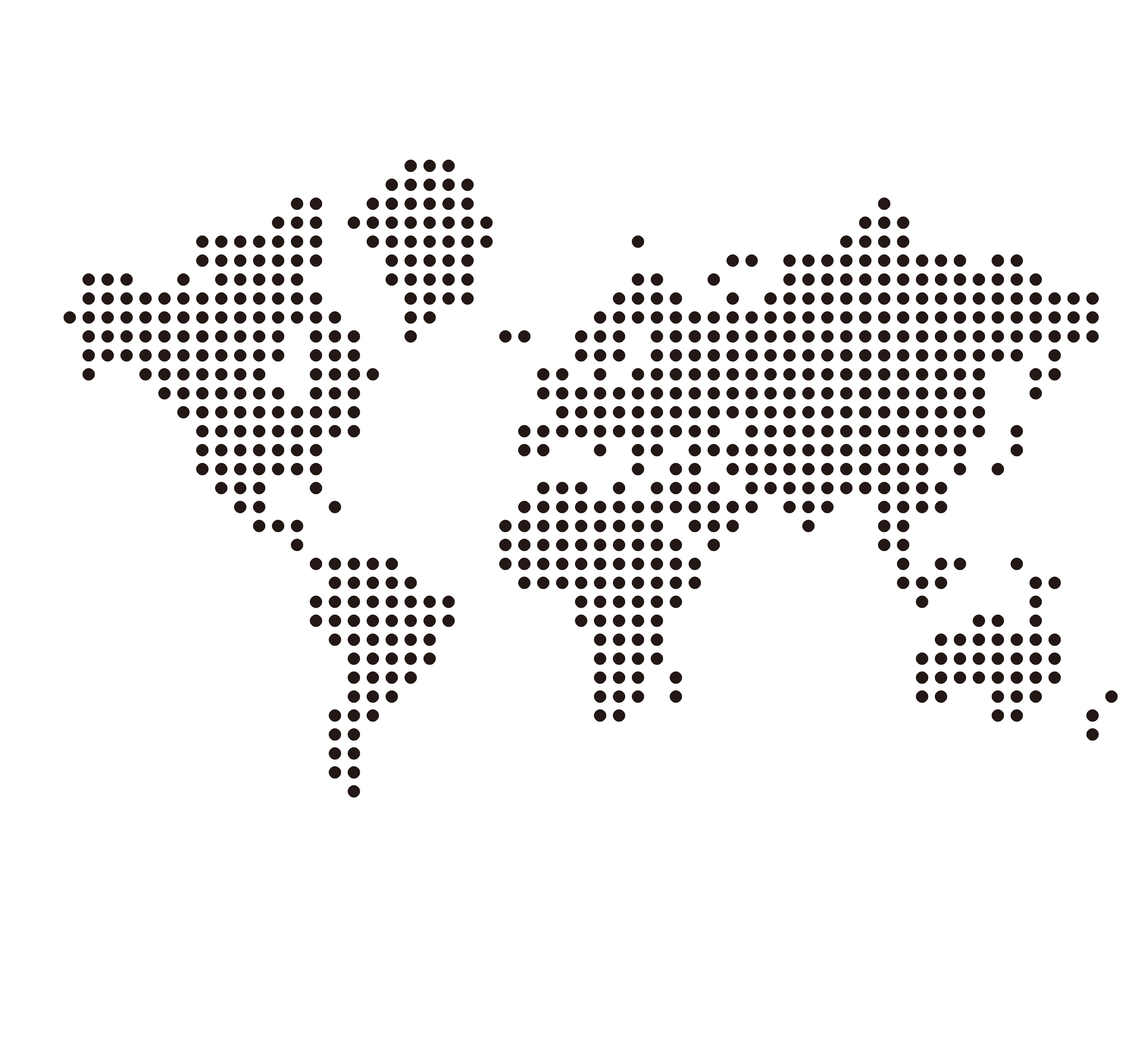 World Globe Black White Map Free PNG HQ PNG Image
