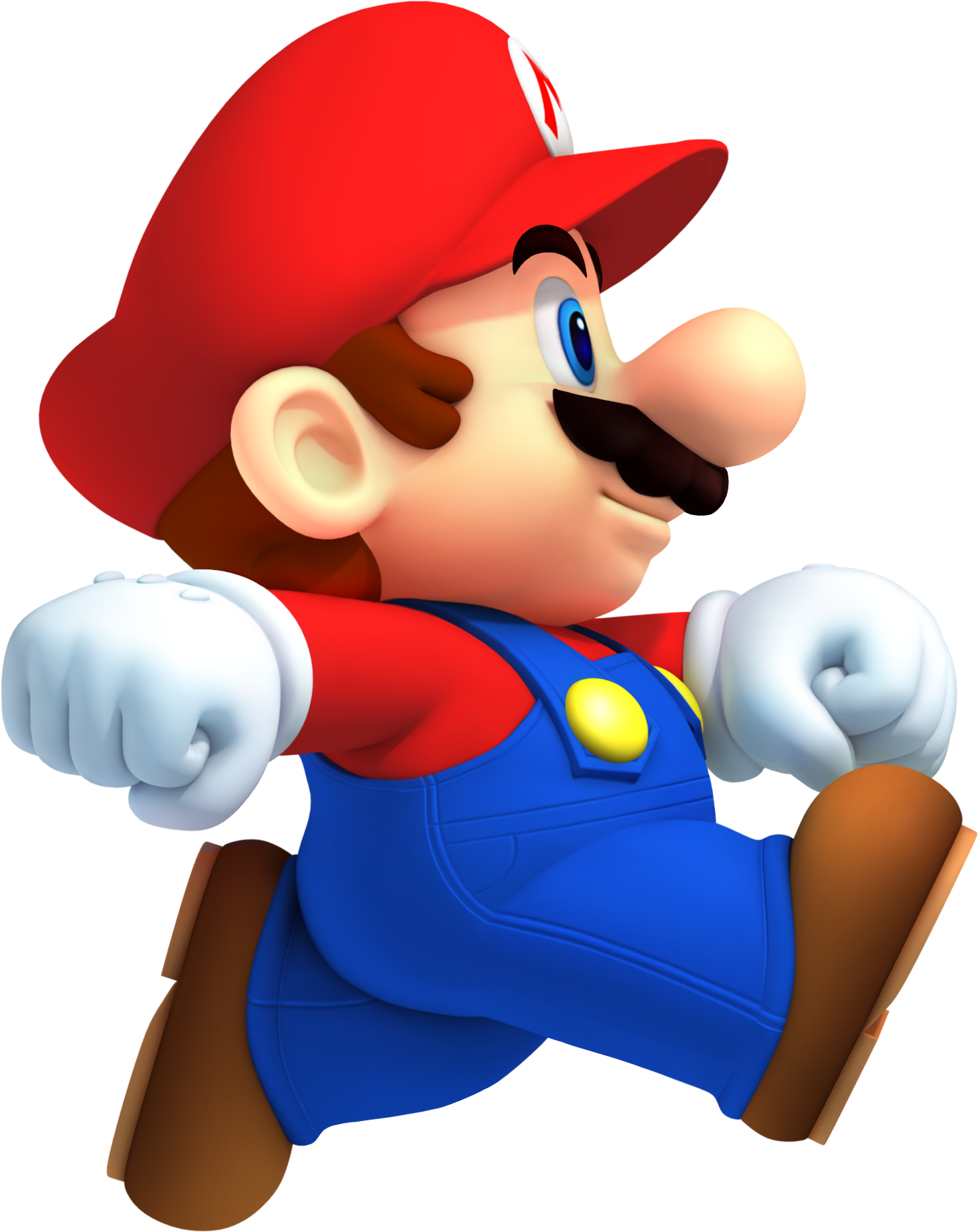 Mario Transparent Background PNG Image