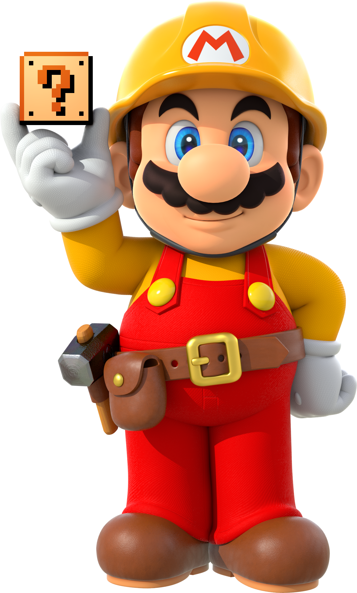 Toy Bros Mario Figurine Super Maker PNG Image