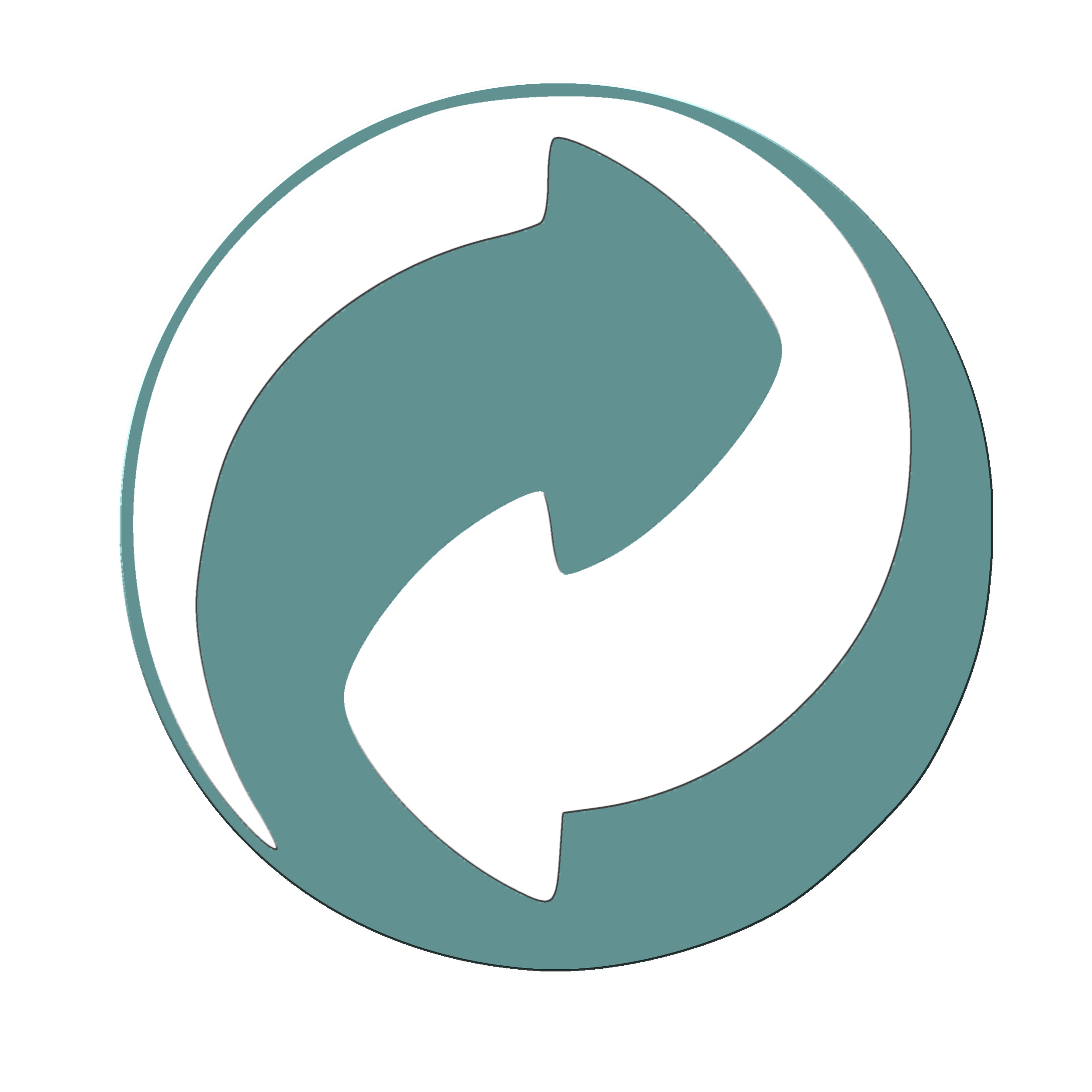 Recycle Symbol Recycling Reuse Icon Free Transparent Image HQ PNG Image