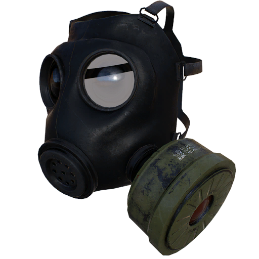 Gas Mask Clipart PNG Image