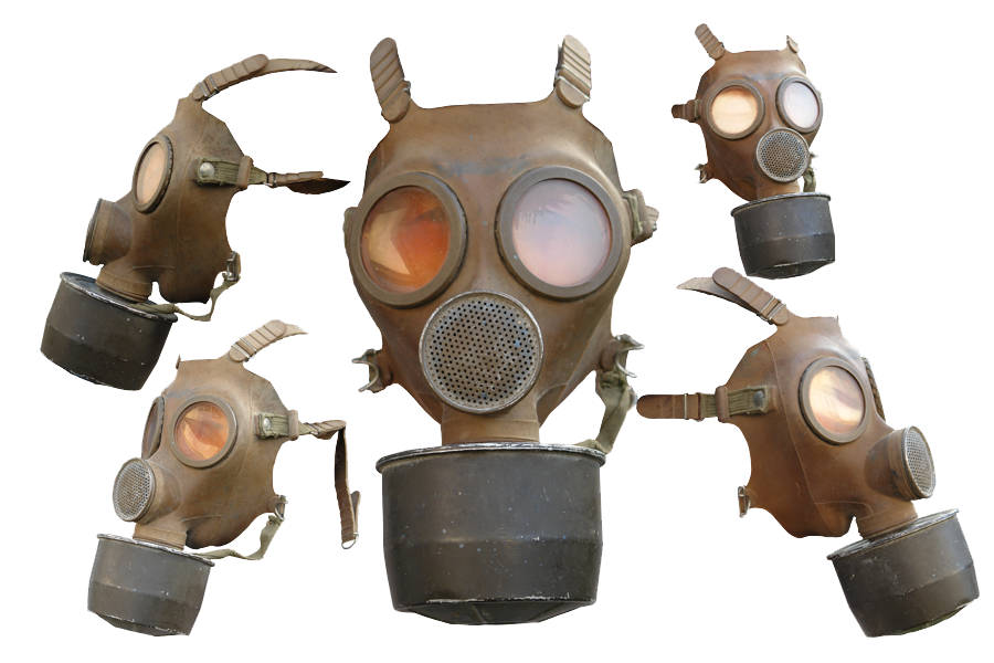 Gas Mask Image PNG Image
