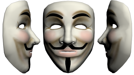 Anonymous Mask Png Pic PNG Image
