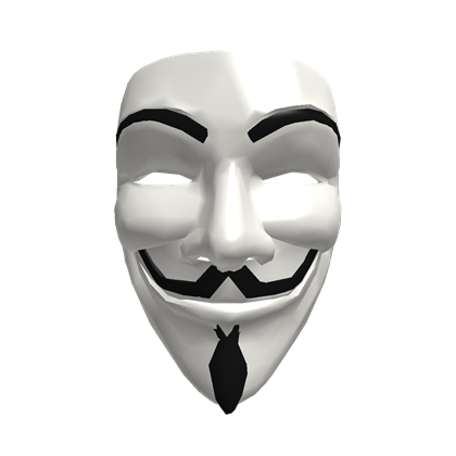 Anonymous Mask Picture PNG Image