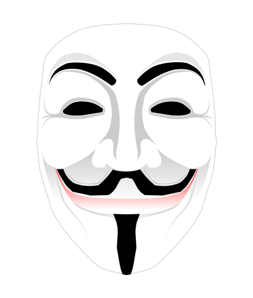 Anonymous Mask Png File PNG Image