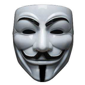 Anonymous Mask Free Download Png PNG Image