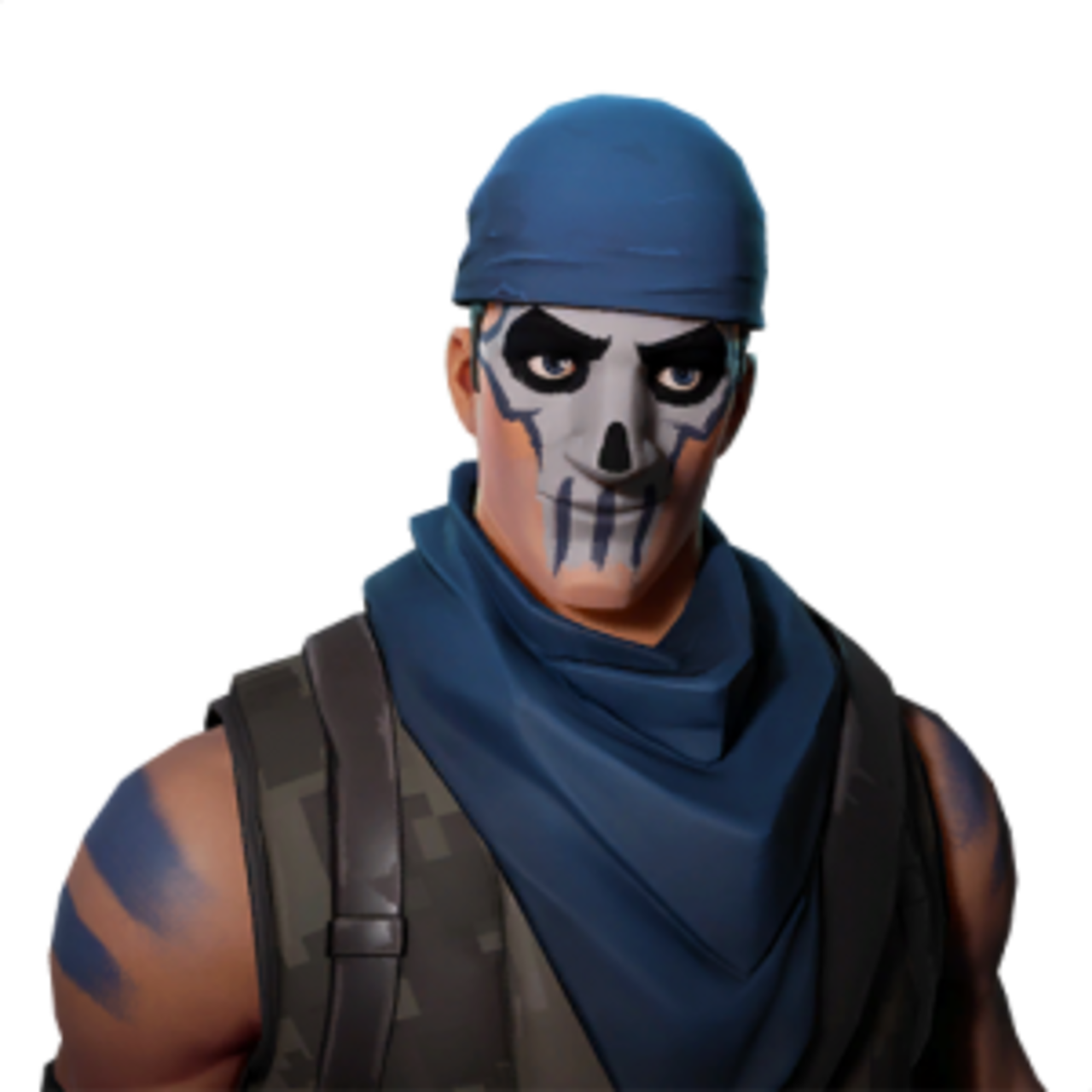 Neck Mask Royale Fortnite Battle Ninja PNG Image