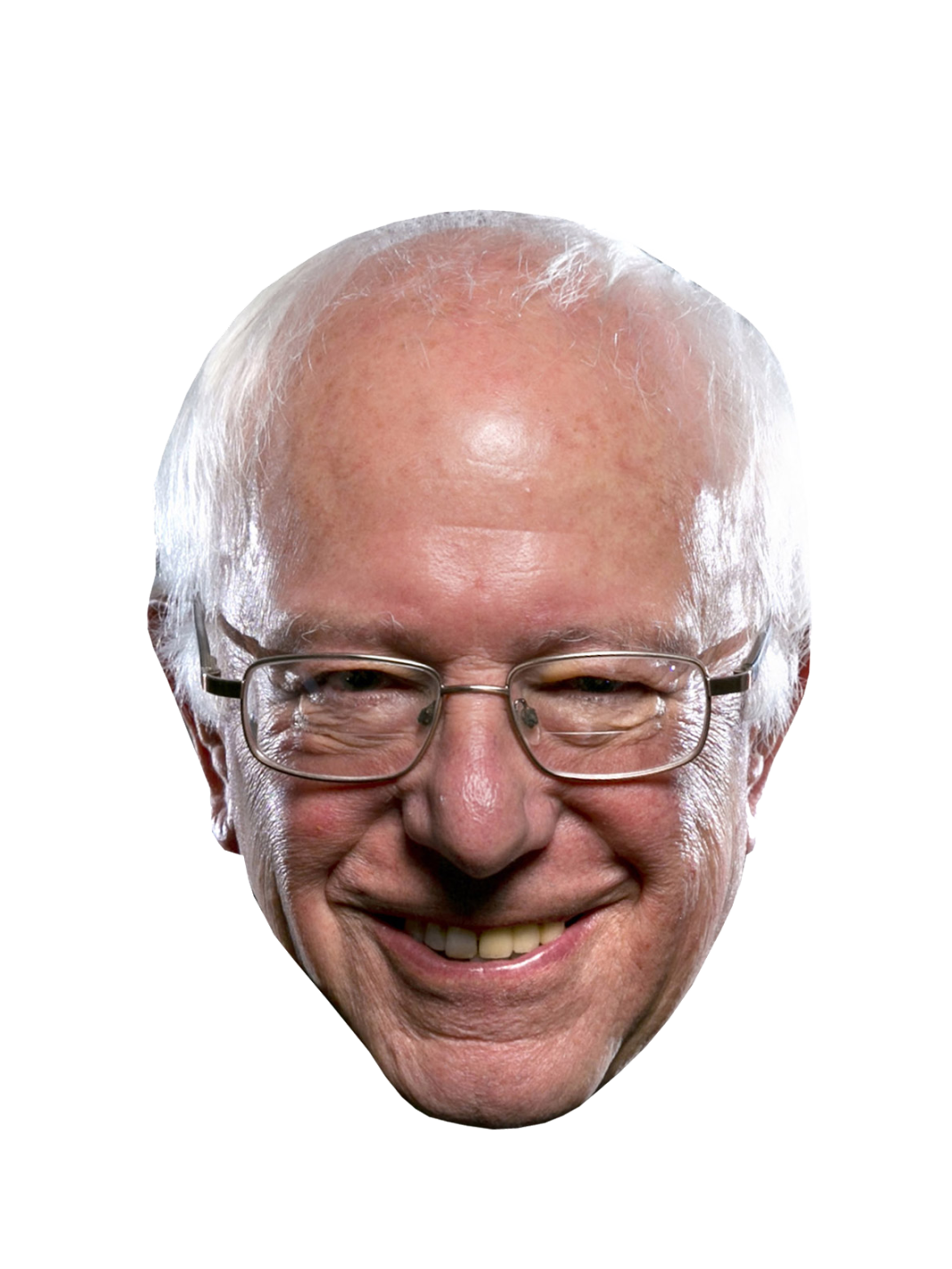 Sanders United Politician Of Face States Citizen PNG Image