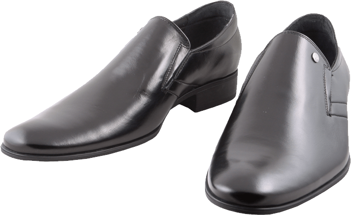 Black Men Shoes Png Image PNG Image