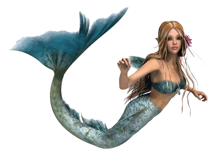 Mermaid Png File PNG Image