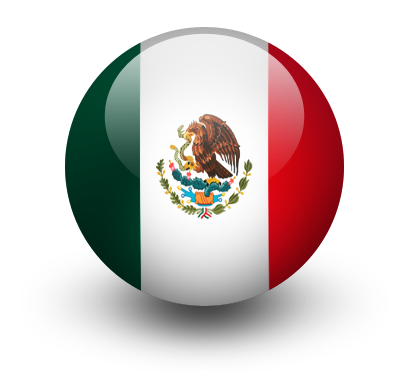 Mexico Flag Picture PNG Image