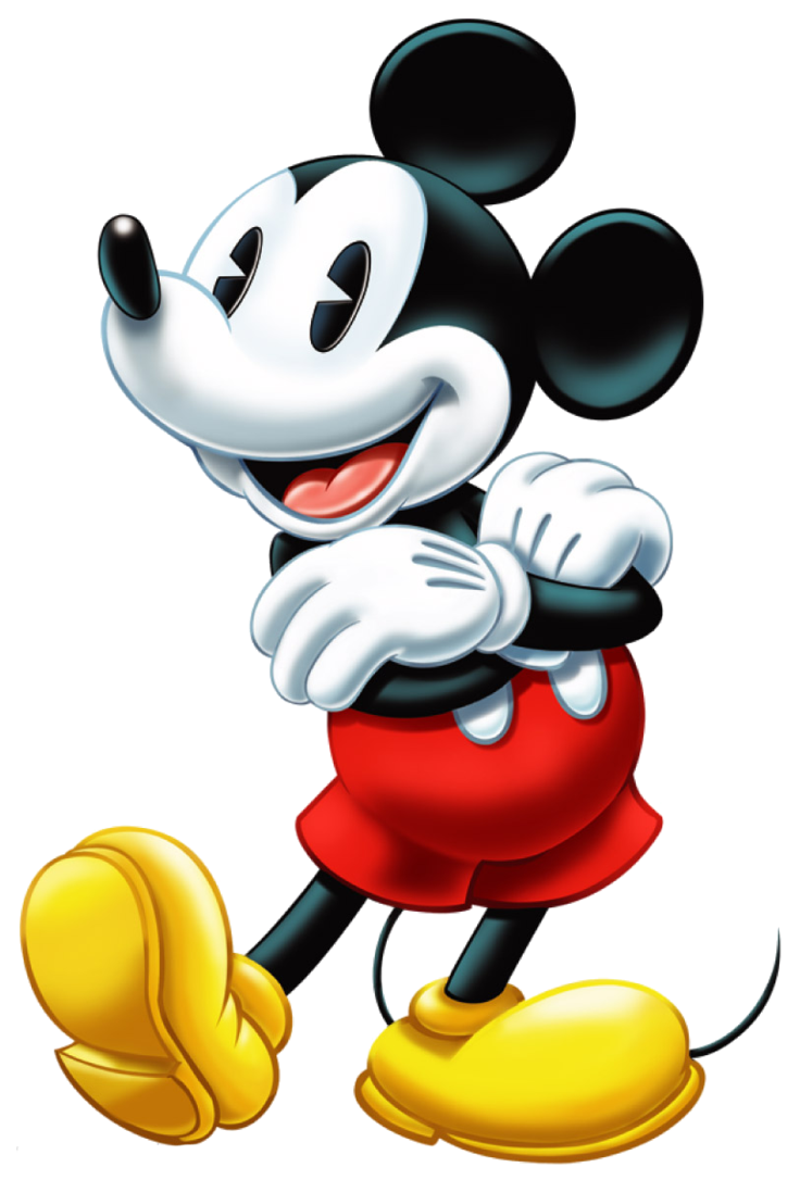 Mickey Mouse Picture PNG Image