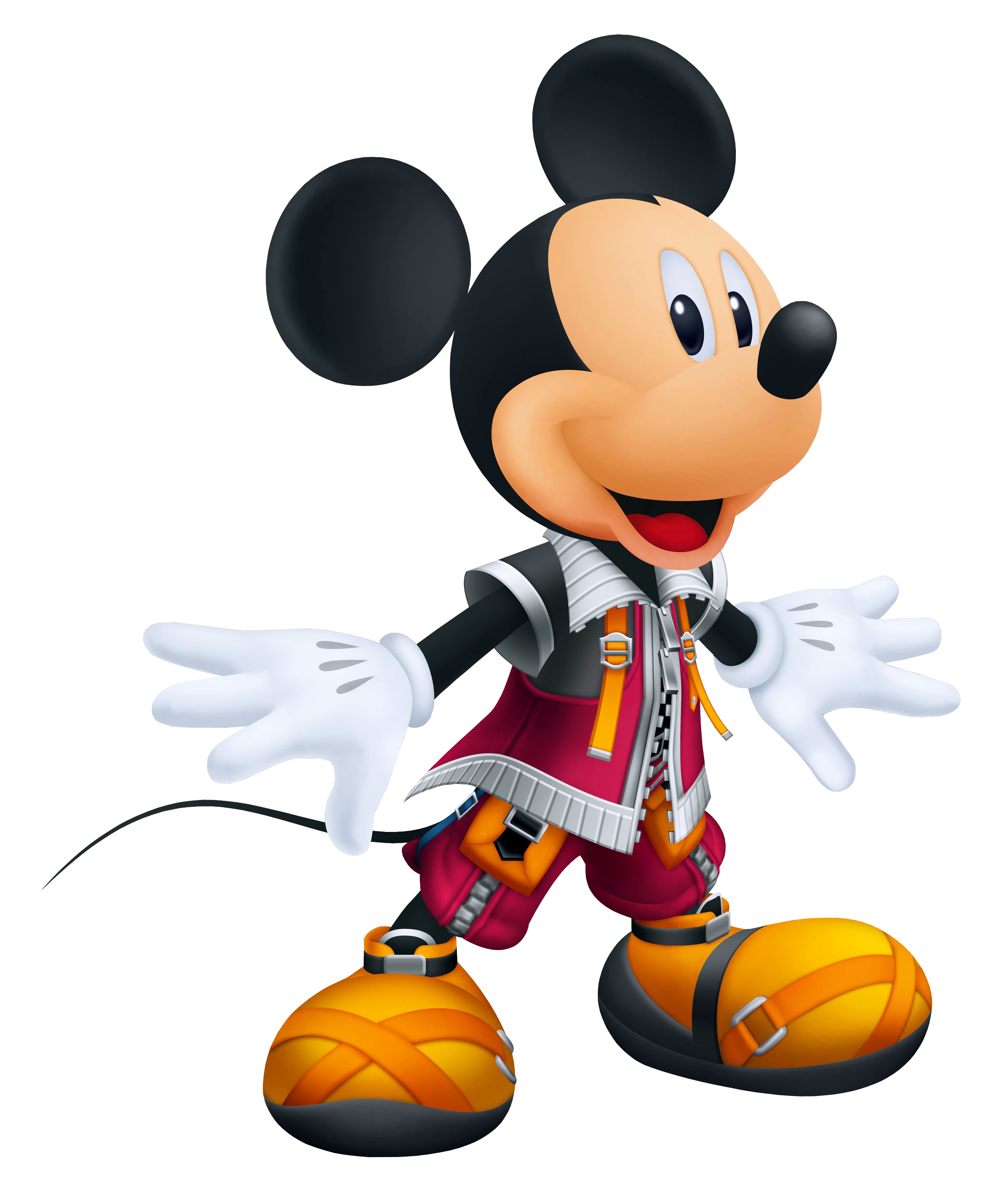 Mickey Mouse Transparent Picture PNG Image