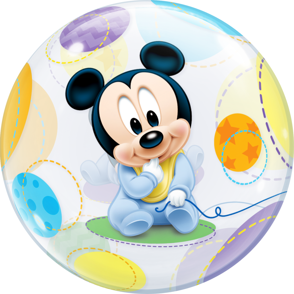 Mickey Boy Shower Balloon Minnie Hoax Baby PNG Image