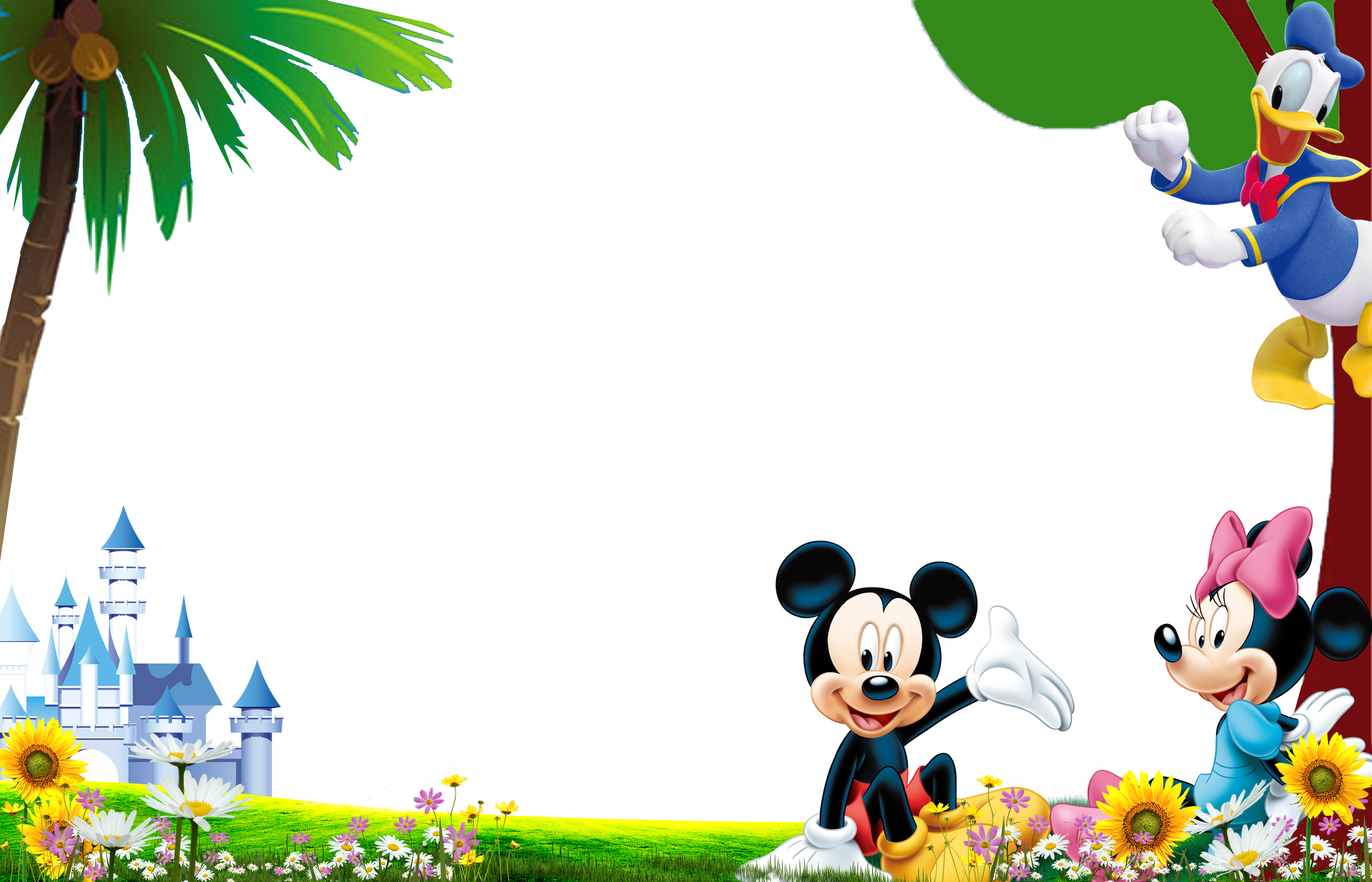 Mickey Company Walt Window The Mouse Cartoon PNG Image