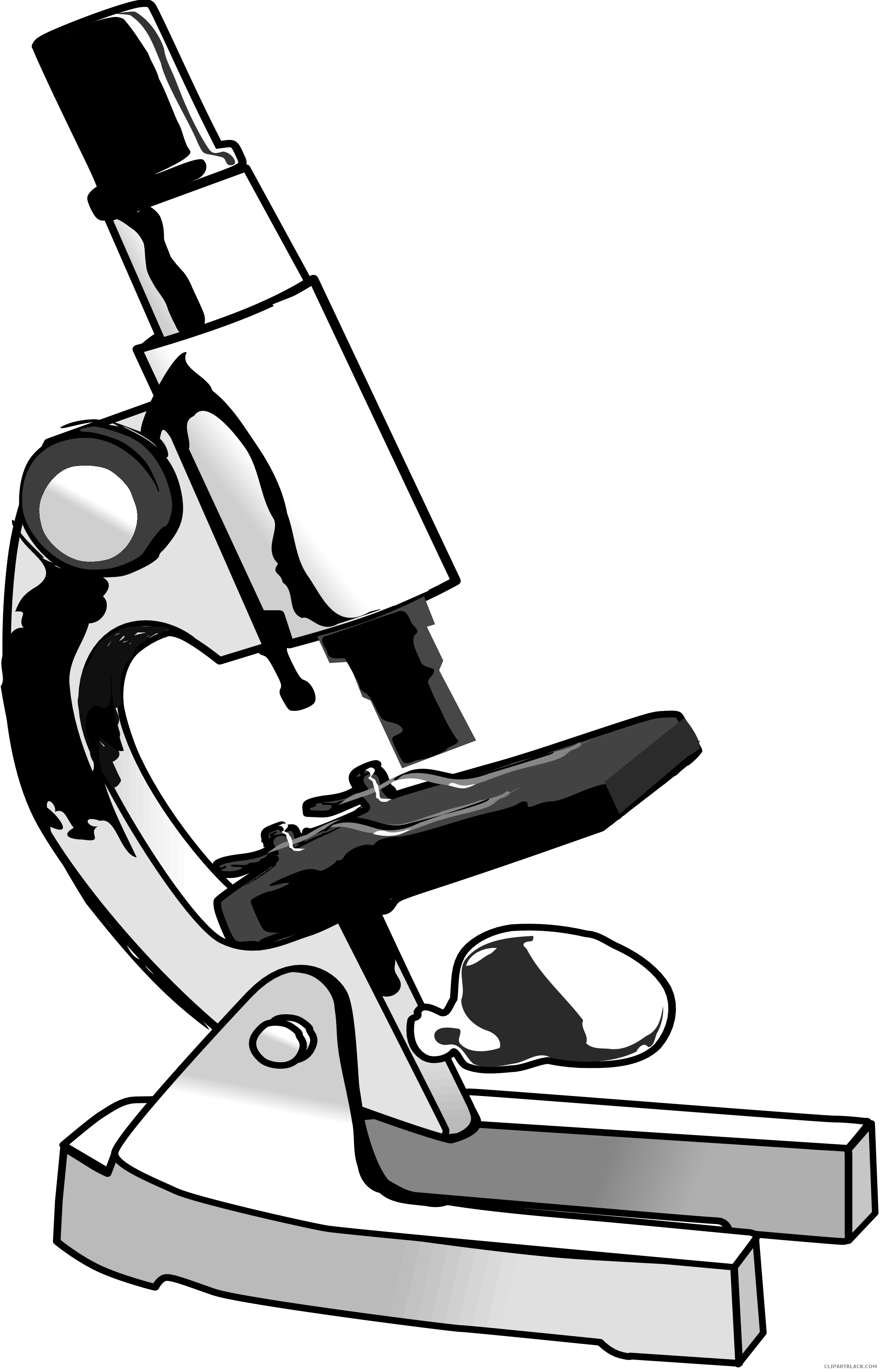 Vector Light Microscope Optical Graphics Download Free Image PNG Image
