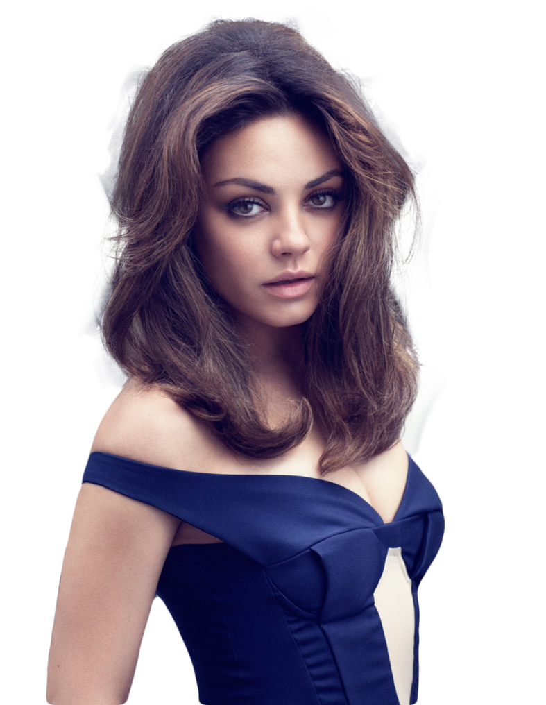 Mila Kunis Photo PNG Image