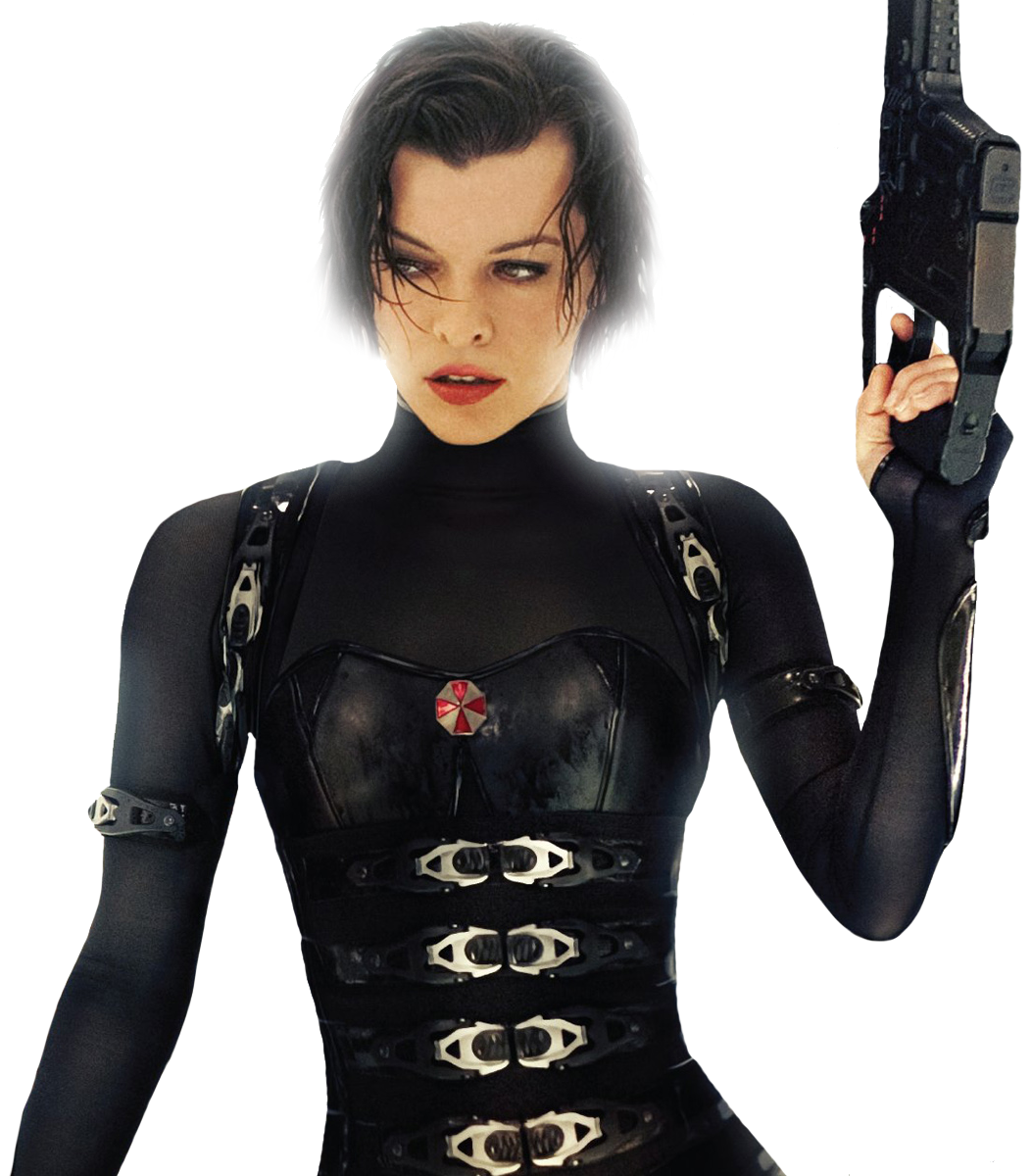 Milla Jovovich Picture PNG Image