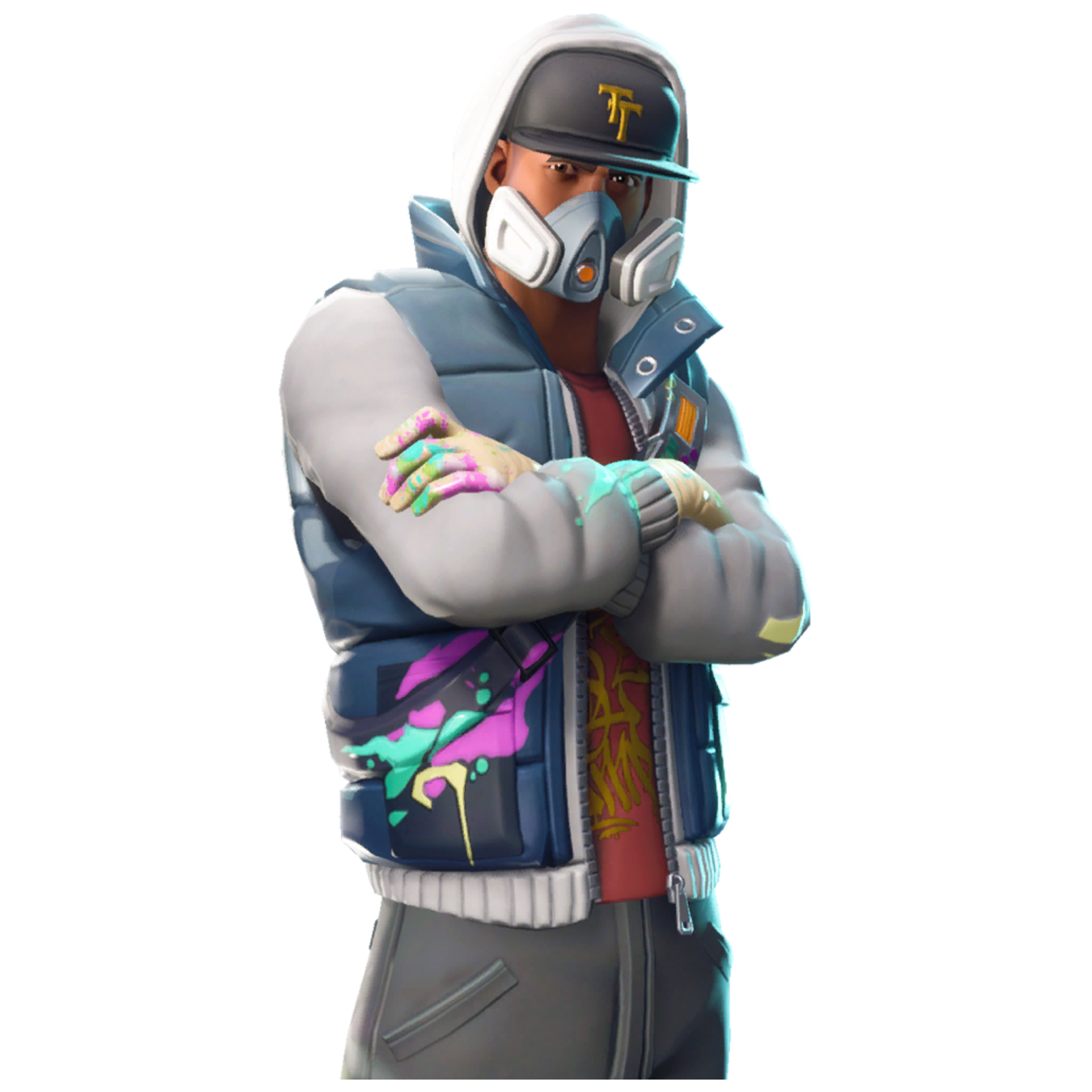 Outerwear Royale Game Fortnite Hoodie Battle PNG Image