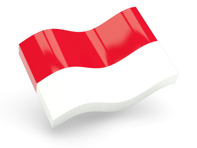 Monaco Flag Png Clipart PNG Image