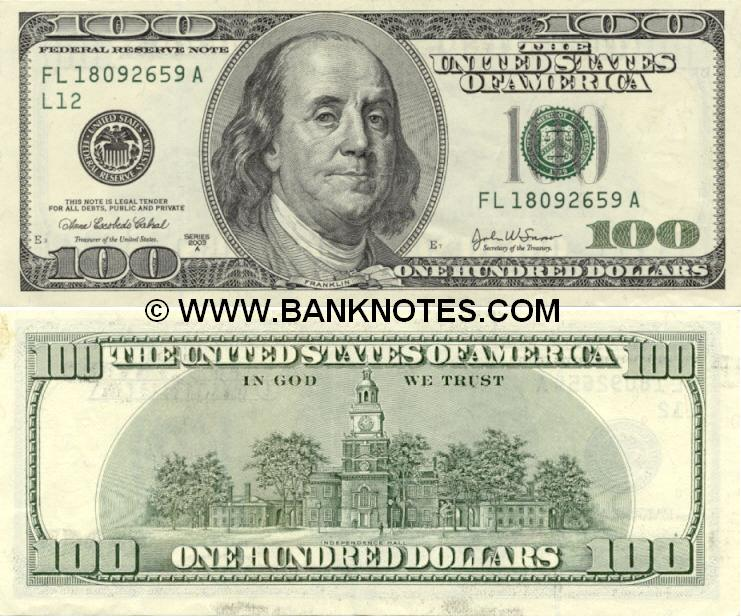 United States Dollar Banknote Clipart PNG Image