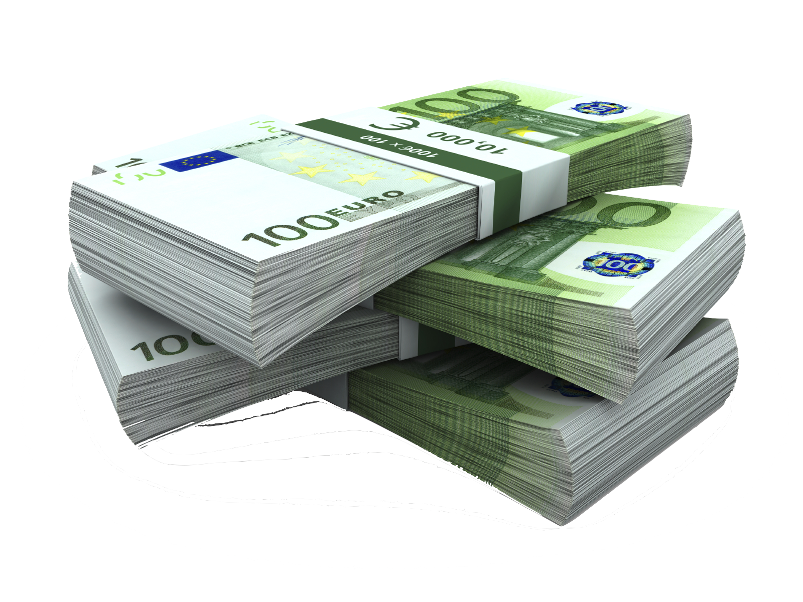 Exchange Money Foreign Banknotes Currency Market Euro PNG Image